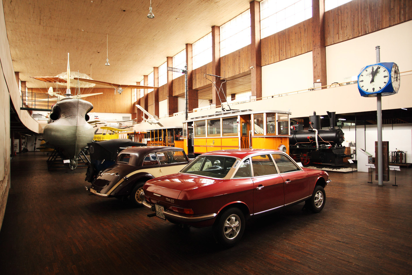 The Technical Museum